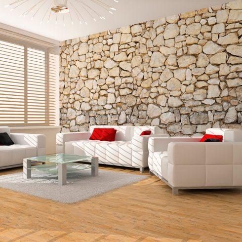 XXL Fotótapéta - visual illusion - stone    550x270 cm  -  ajandekpont.hu