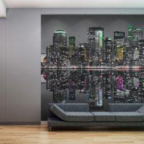 XXL Fotótapéta - NYC - Egy hely, ahol az álmok születnek    550x270 cm