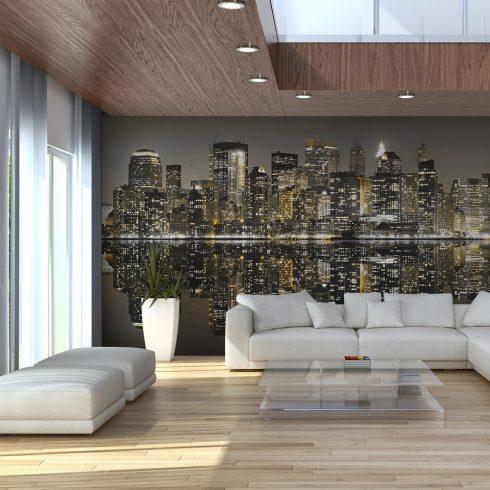XXL Fotótapéta - American skyscrapers    550x270 cm