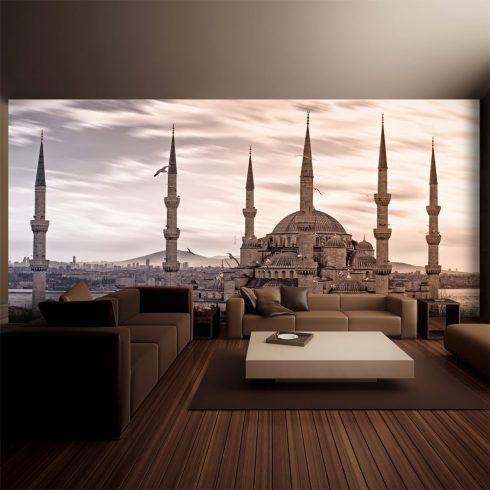 XXL Fotótapéta - Kék mecset - Isztambul    550x270 cm  -  ajandekpont.hu
