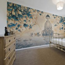 XXL Fotótapéta - Buddha of prosperity    550x270 cm