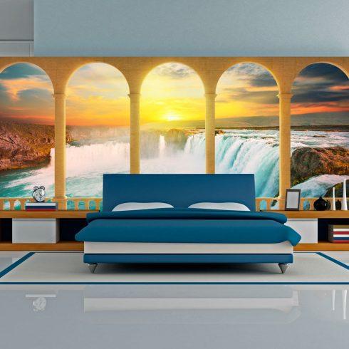 XXL Fotótapéta - Dream about Niagara Falls    550x270 cm  -  ajandekpont.hu