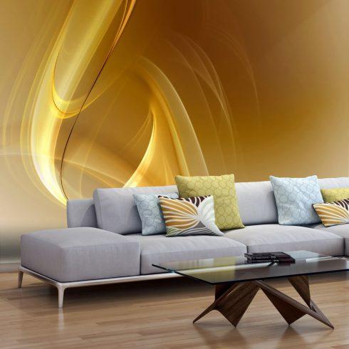 Fotótapéta - Gold fractal background  -  ajandekpont.hu