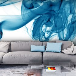 Fotótapéta - Kék füst