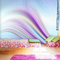 Fotótapéta - Rainbow abstract background