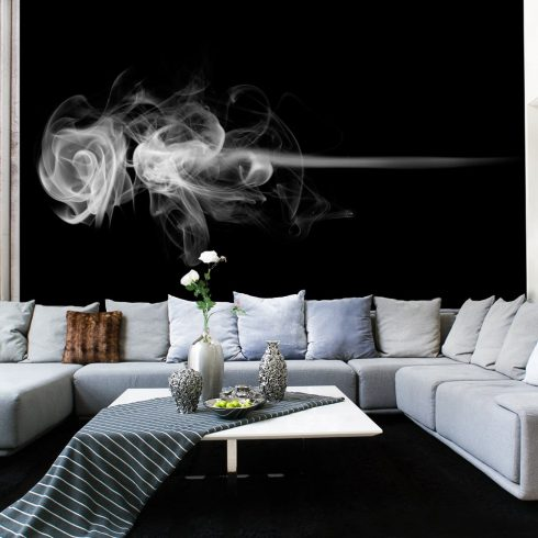 Fotótapéta - rose (smoke)  -  ajandekpont.hu