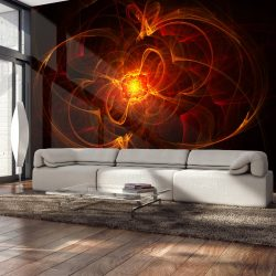 Fotótapéta - Abstract fire