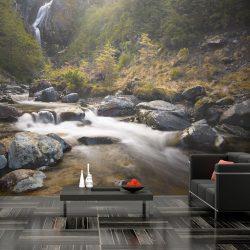 Fotótapéta - Ohakune - Waterfalls in New Zealand