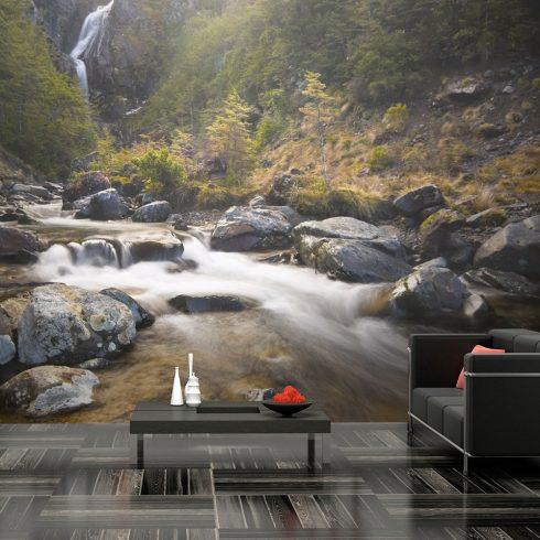 Fotótapéta - Ohakune - Waterfalls in New Zealand  -  ajandekpont.hu