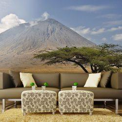 Fotótapéta - Ol Doinyo Lengai Volcano - Tanzánia, Afrika