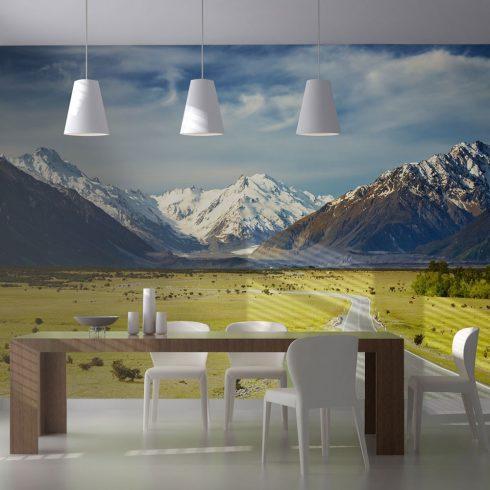 Fotótapéta - Southern Alps, New Zealand  -  ajandekpont.hu