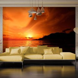 Fotótapéta - Orange Bay