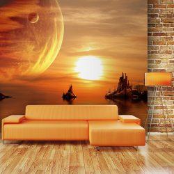 Fotótapéta - Fantasy sunset