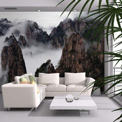 Fotótapéta - Tenger felhők Huangshan Mountain, Kína  -  ajandekpont.hu