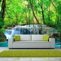 Fotótapéta - Erawan Falls, Kanchanaburi, Thailand  -  ajandekpont.hu