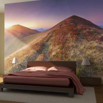 Fotótapéta - Színes őszi táj a hegyekben