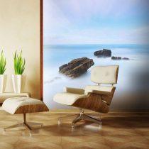Fotótapéta - Seascape - three rocks