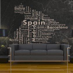 Fotótapéta - Spanyolország - nagyvárosok, kisvárosok … ll