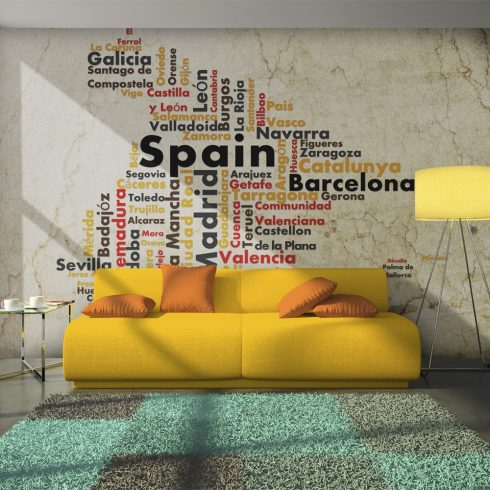 Fotótapéta - Colors of Spain l  -  ajandekpont.hu