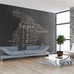 Fotótapéta - Spanyolország - nagyvárosok, kisvárosok … l