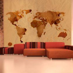 Fotótapéta - Tea világtérkép l
