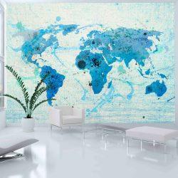 Fotótapéta - Cruising and sailing -  The World map l