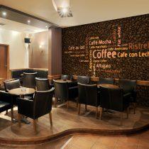 Fotótapéta - Latte, espresso, cappucino...  -  ajandekpont.hu
