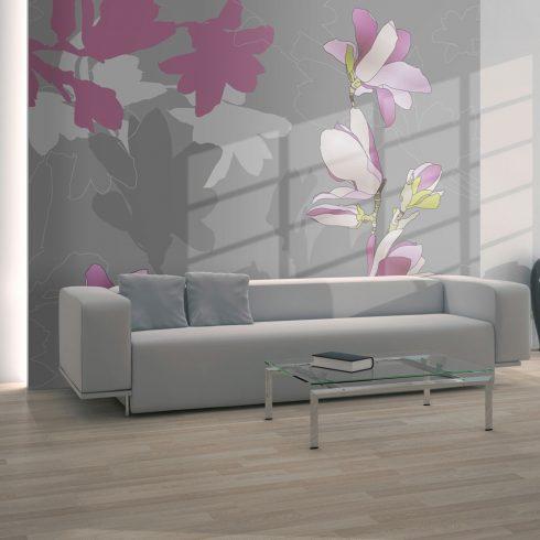 Fotótapéta - magnolia (pink)  -  ajandekpont.hu