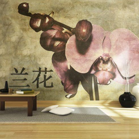 Fotótapéta - Japanese orchid l  -  ajandekpont.hu