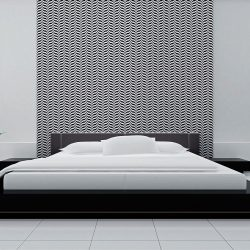 Fotótapéta - Black-and-white illusion