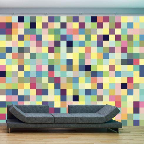 Fotótapéta - Millions of colors  -  ajandekpont.hu