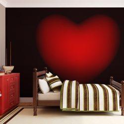 Fotótapéta - Shape of my heart