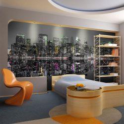 Fotótapéta - NYC - Egy hely, ahol az álmok készülnek  -  ajandekpont.hu