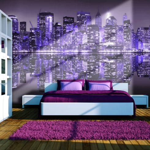 Fotótapéta - Into the violet - NYC  -  ajandekpont.hu