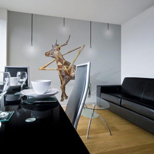Fotótapéta - deer (3D)  -  ajandekpont.hu