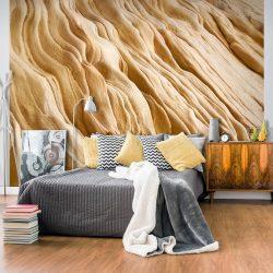 Fotótapéta - Wavy sandstone forms