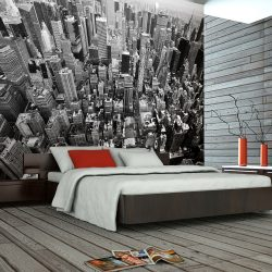 Fotótapéta - USA, New York: black and white  -  ajandekpont.hu