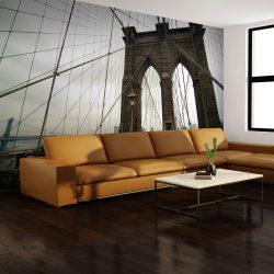 Fotótapéta - Mind a Brooklyn Bridge  -  ajandekpont.hu