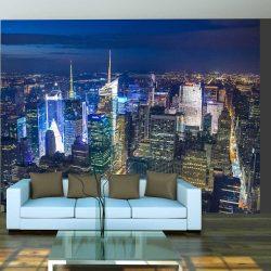 Fotótapéta - Manhattan - night  -  ajandekpont.hu