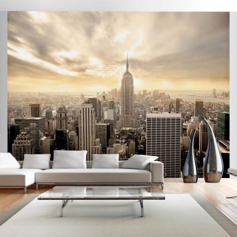 Fotótapéta - New York - Manhattan hajnalban  -  ajandekpont.hu
