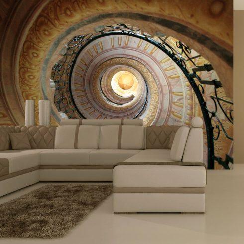 Fotótapéta - Decorative spiral stairs  -  ajandekpont.hu