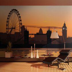 Fotótapéta - Mind a London Eye