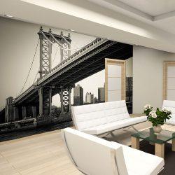 Fotótapéta - Manhattan Bridge, New York  -  ajandekpont.hu