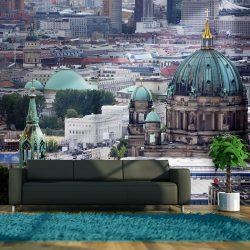 Fotótapéta - Berlin - bird's eye view