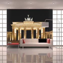 Fotótapéta - Pariser Platz és a Brandenburgi kapu, Berlin