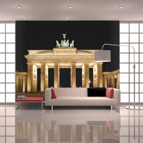 Fotótapéta - Pariser Platz és a Brandenburgi kapu, Berlin  -  ajandekpont.hu