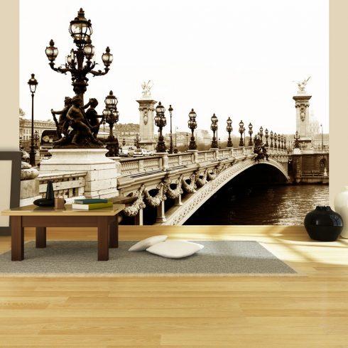 Fotótapéta - Alexander III Bridge, Párizs  -  ajandekpont.hu