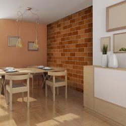Fotótapéta - Simple brick wall