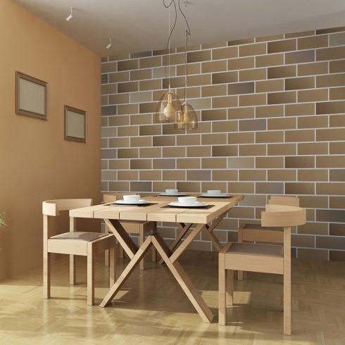 Fotótapéta - Bright brick wall  -  ajandekpont.hu