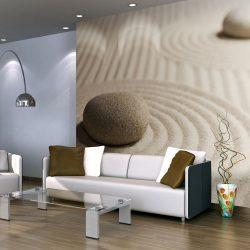 Fotótapéta - Sand and zen